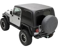 Smittybilt Two-Piece Jeep Hard Tops