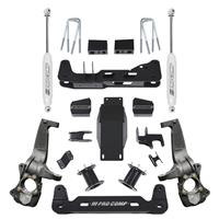 "Pro Comp 6"" Lift Kit with ES9000 Rear Shocks - K1175B-WS4"