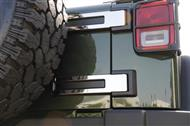 Exterior Billet Accessories - Exterior Parts & Car Care - by Trans American Wholesale