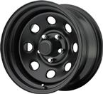 Rock Crawler Series 97 - Black - Pro Comp Rock Crawler Steel Wheels - Steel Wheels - Wheels - by Trans American Wholesale