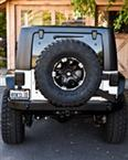 Rear Bumpers - Bumpers - Bumpers, Tire Carriers & Winch Mounts - by Trans American Wholesale