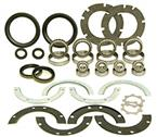 Axle Shaft Bearing Kit - Jeep OEM Replacement Axle Parts - Drivetrain & Differential - by Trans American Wholesale
