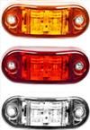 Side Marker Light Assembly - Replacement Headlights, Tail Lights & Bulbs - Lighting & Lighting Accessories - by Trans American Wholesale