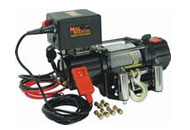 Electric Mile Marker Winch